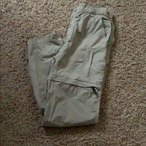 The North Face Shorts/pants hybrid